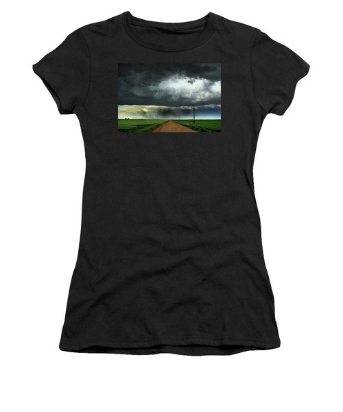 Dust In The Wind Women's T-Shirt