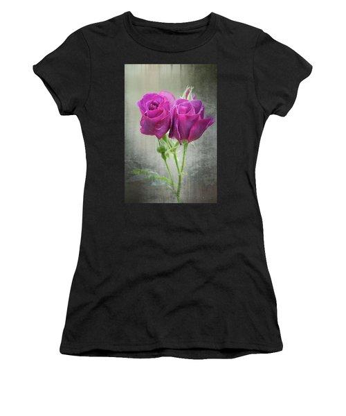 Dusty Roses Women's T-Shirt