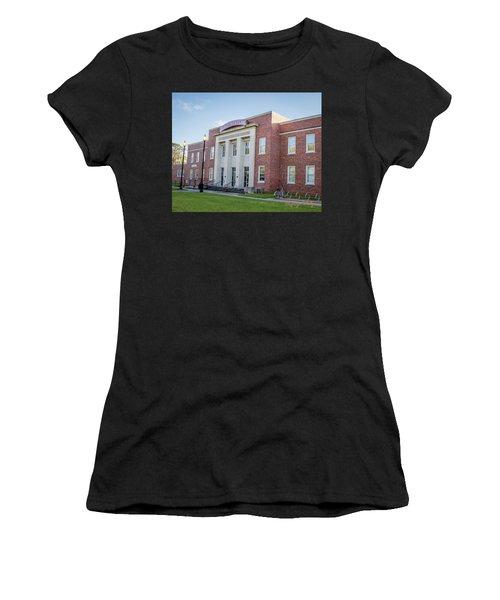 E K Long Building Women's T-Shirt