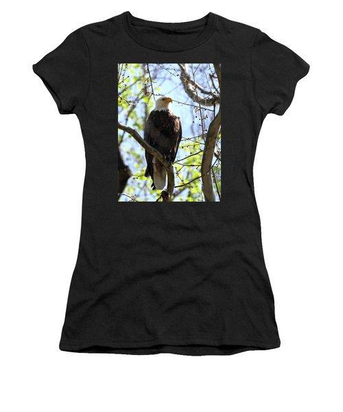 Eagle 1 Women's T-Shirt (Athletic Fit)