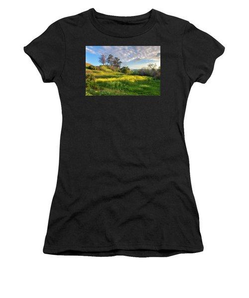 Eagle Grove At Lake Casitas In Ventura County, California Women's T-Shirt