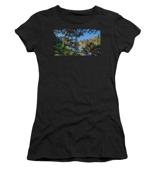 Eagle Lake - 2 Women's T-Shirt