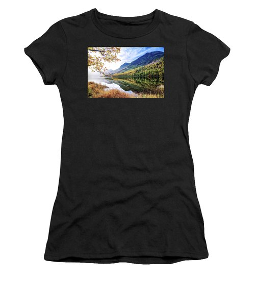 Early Morning Buttermere Women's T-Shirt (Athletic Fit)