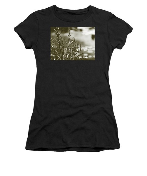 Early Morning Reflections Women's T-Shirt
