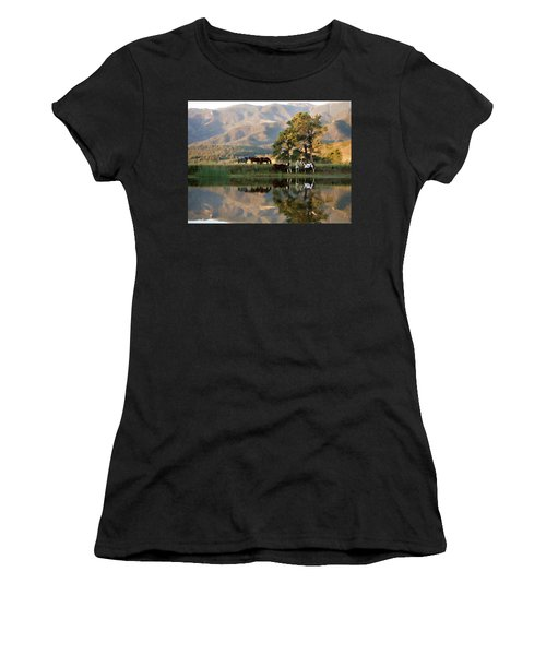 Early Morning Rendezvous Women's T-Shirt (Athletic Fit)