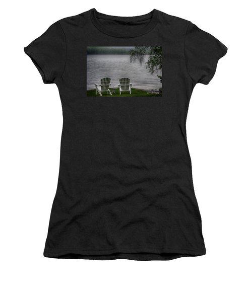 Early Mornong Fog Women's T-Shirt
