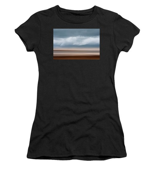Early Winter At Sandy Neck Women's T-Shirt