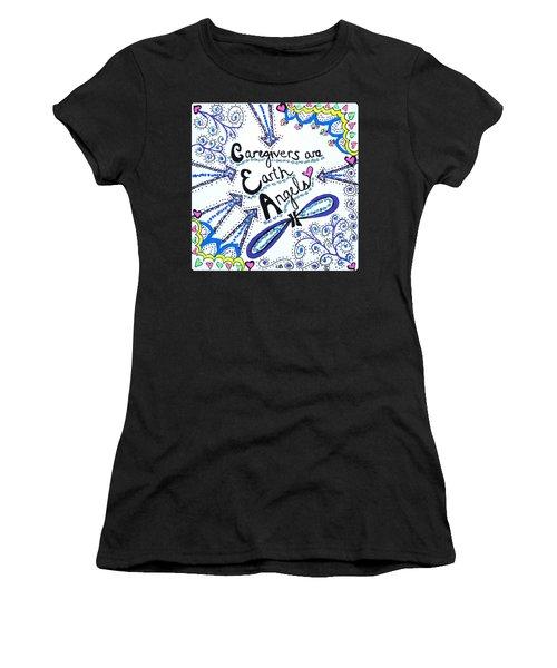 Earth Angel Women's T-Shirt