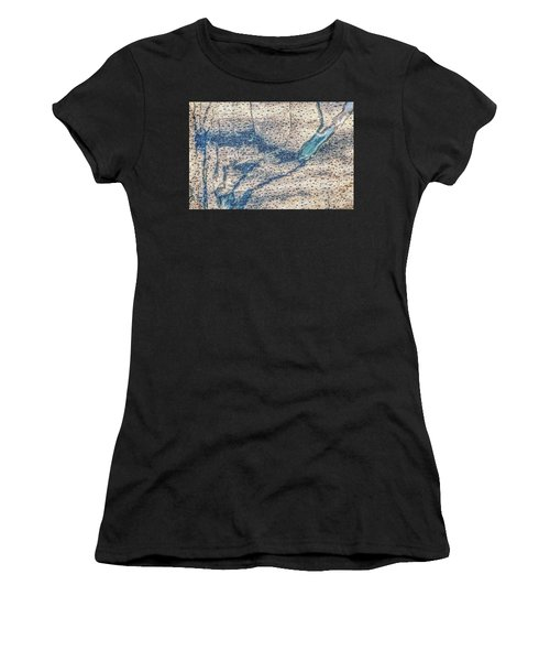 Women's T-Shirt featuring the photograph Earth Portrait 001-118 by David Waldrop