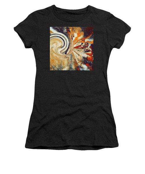 Earth Tones Women's T-Shirt