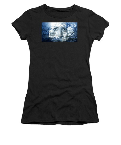 Earth Wind Water Women's T-Shirt (Athletic Fit)