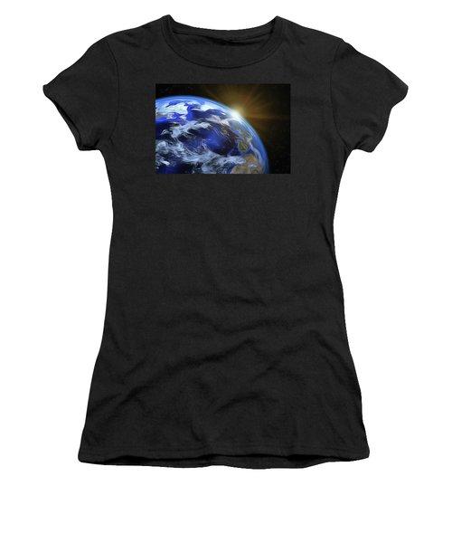 Earthview Women's T-Shirt