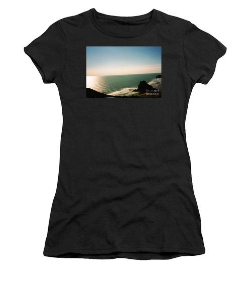 East Coastline In New Zealand Women's T-Shirt