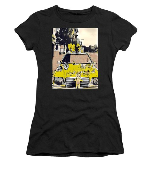 East Side Electric Women's T-Shirt