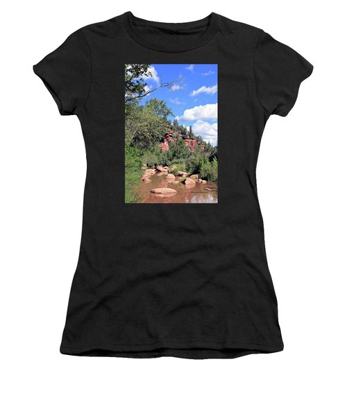 East Verde Summer Crossing Women's T-Shirt