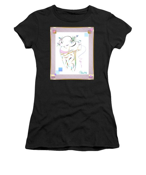 East Wind - Masquerade Women's T-Shirt (Athletic Fit)