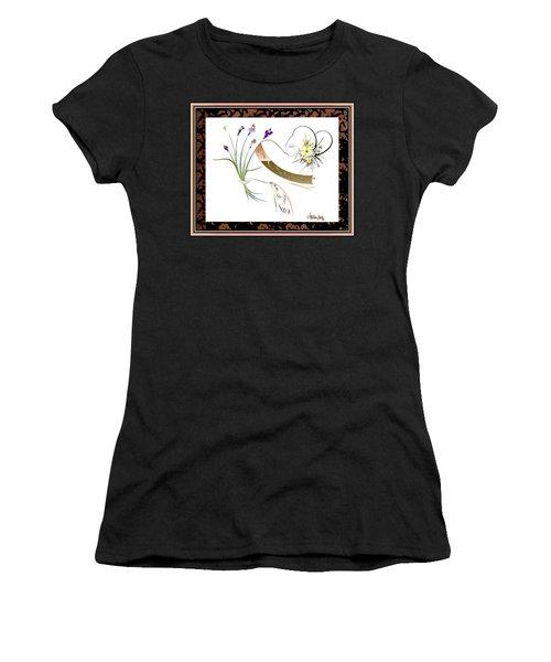 East Wind - Unexpected Caller Women's T-Shirt