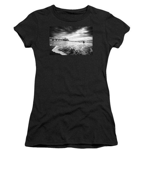 Eastbourne Pier Women's T-Shirt (Athletic Fit)