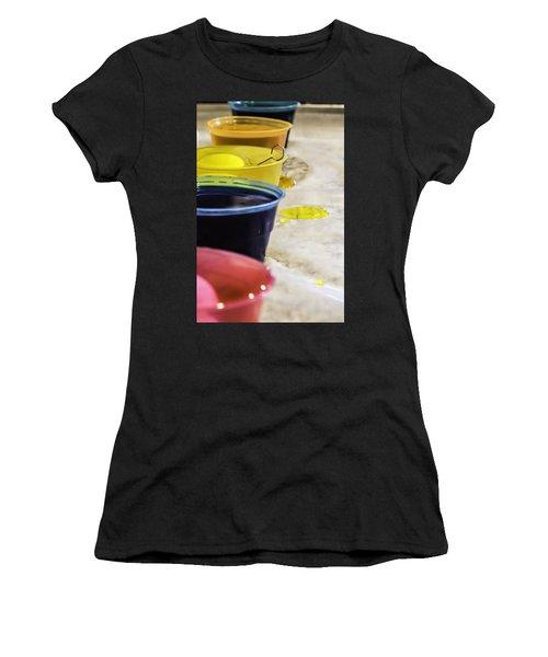 Easter Eggs Women's T-Shirt