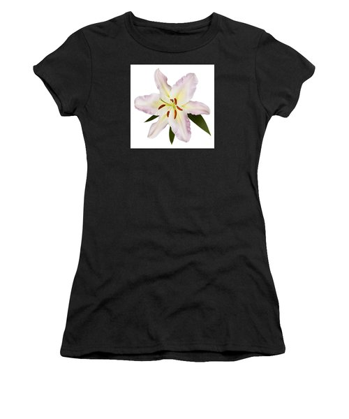 Easter Lilly 1 Women's T-Shirt (Athletic Fit)