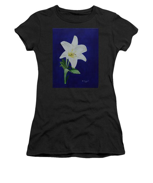 Easter Lily Women's T-Shirt