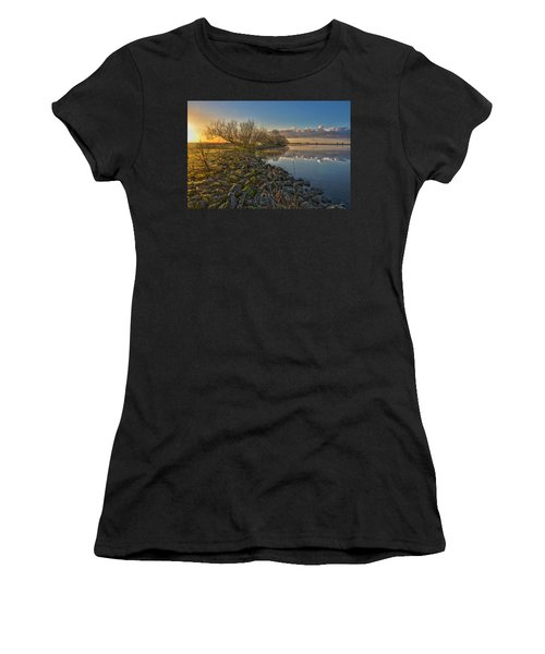 Easter Sunrise Women's T-Shirt (Athletic Fit)