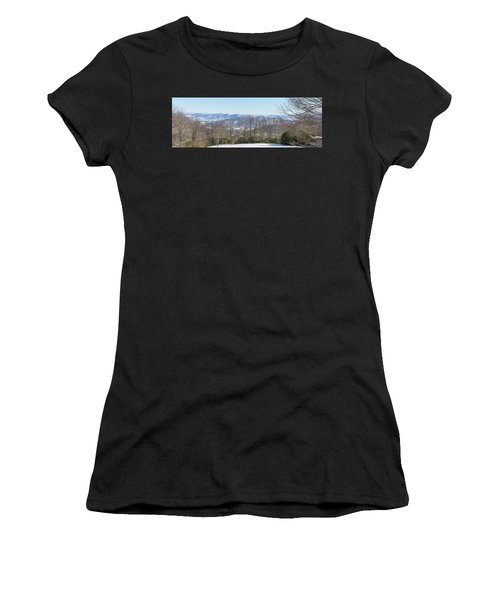 Easterly Winter View Women's T-Shirt