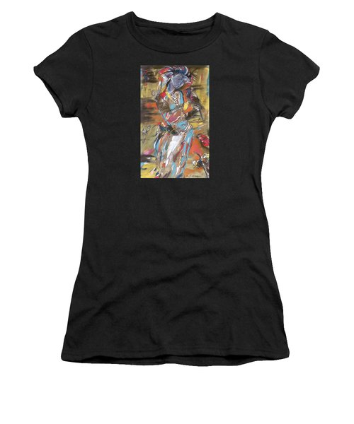 Eastern Tapestry Women's T-Shirt (Athletic Fit)
