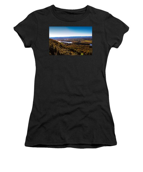 Easthampton View From Summit House Women's T-Shirt