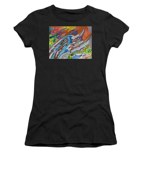 Eastward Ho Women's T-Shirt (Athletic Fit)