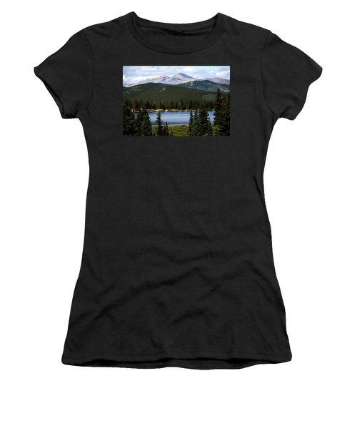 Echo Lake Colorado Women's T-Shirt