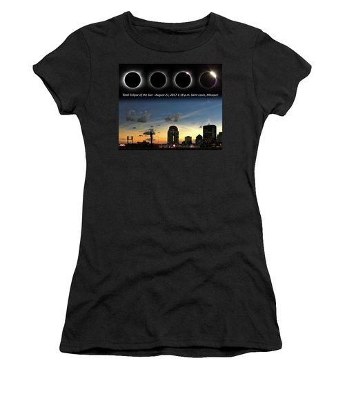 Eclipse - St Louis Women's T-Shirt