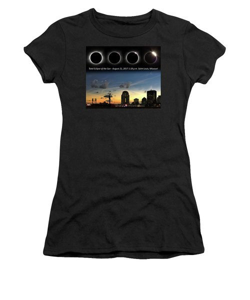Eclipse - St Louis Women's T-Shirt
