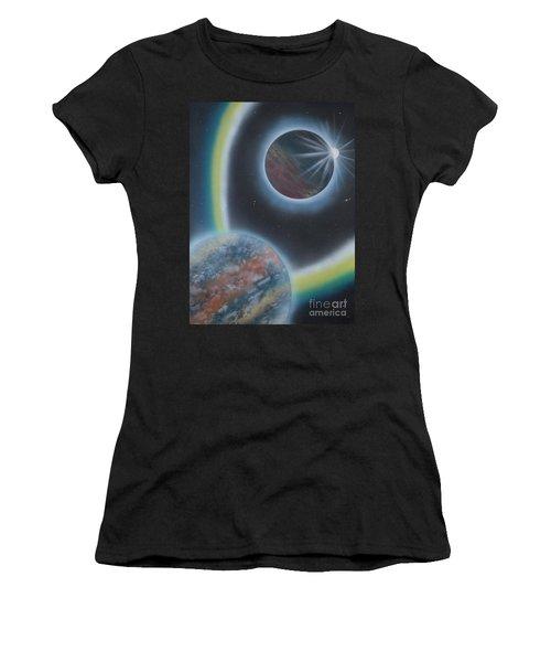 Eclipsing Women's T-Shirt