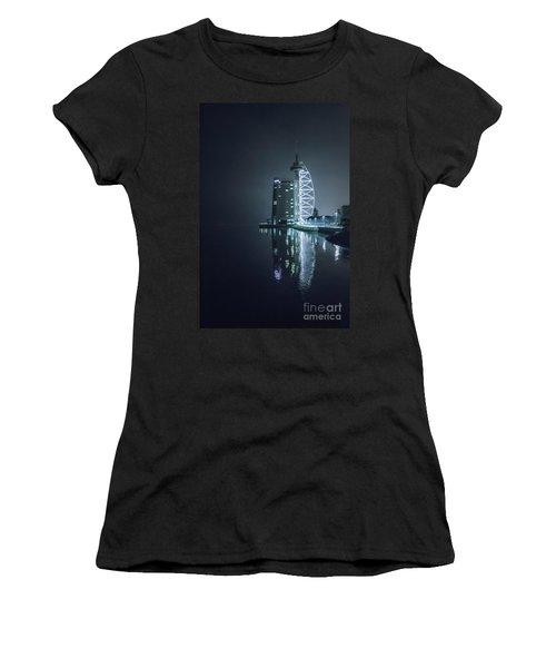 Edge Of Darkness Women's T-Shirt