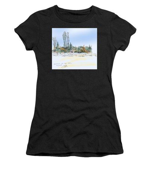 Edge Of The Okefenokee Women's T-Shirt