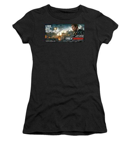 Edge Of Tomorrow Women's T-Shirt