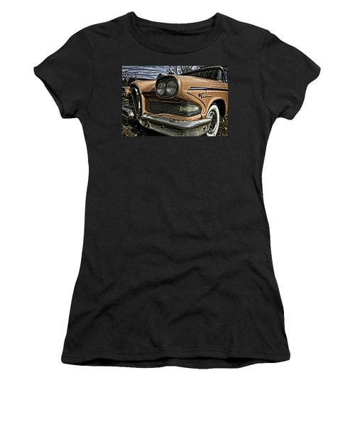 Edsel Ford's Namesake Women's T-Shirt (Athletic Fit)