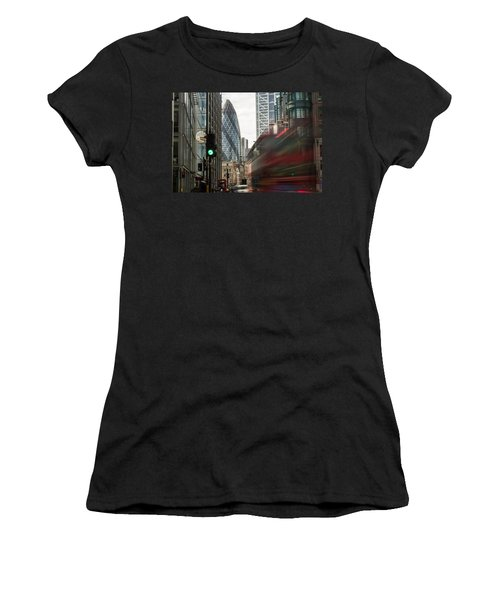 Egg Shaped Building A Women's T-Shirt
