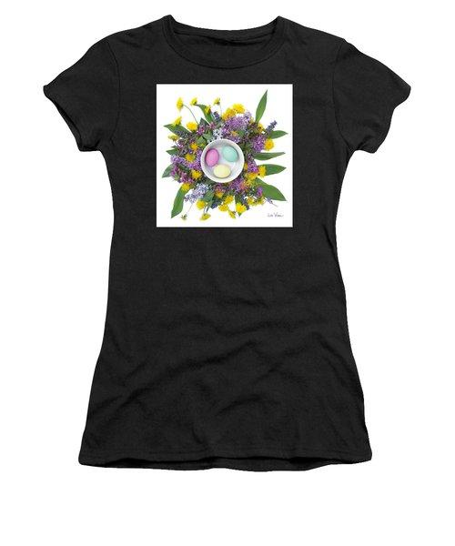 Eggs In A Bowl Women's T-Shirt