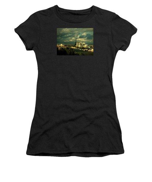 Eiffel Tower Paris France Women's T-Shirt