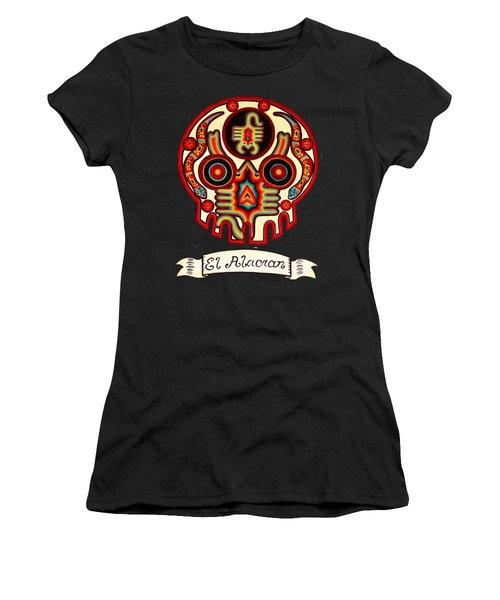 El Alacran - The Scorpion Women's T-Shirt (Athletic Fit)