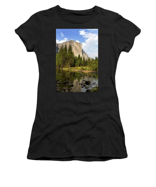 El Capitan Yosemite National Park California Women's T-Shirt