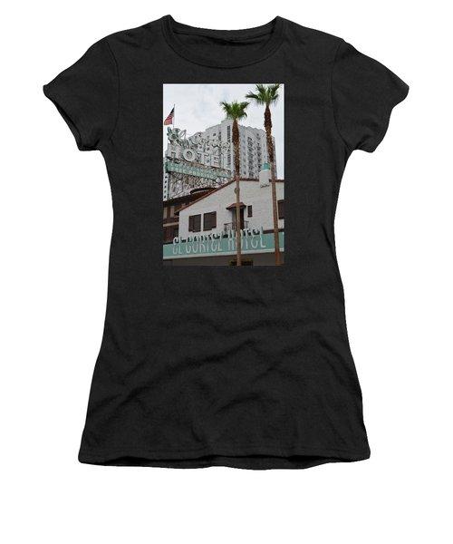 El Cortez Hotel Las Vegas Women's T-Shirt