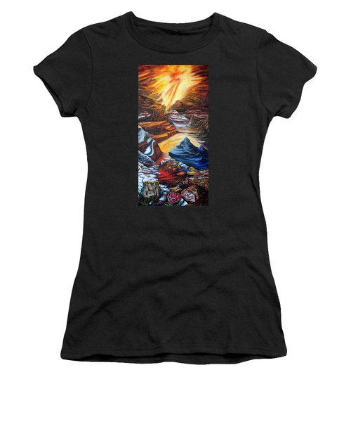 El Dorado Women's T-Shirt (Athletic Fit)