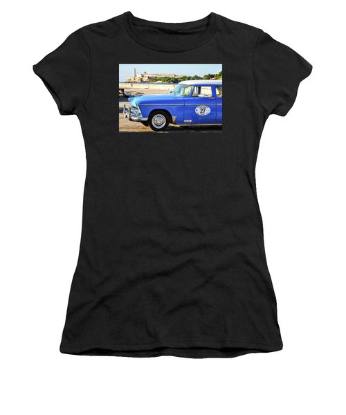 El Morro Women's T-Shirt (Athletic Fit)