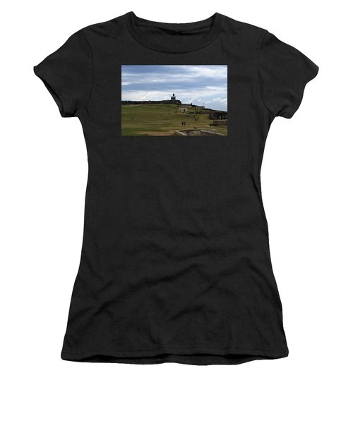 El Morro Women's T-Shirt (Athletic Fit)