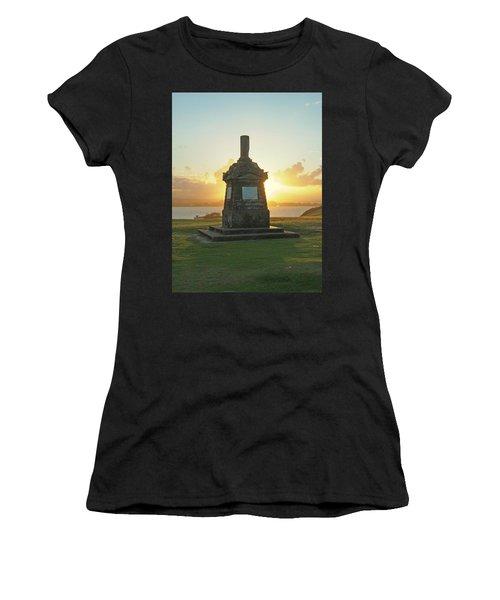 El Morro San Juan Puerto Rico Women's T-Shirt (Athletic Fit)