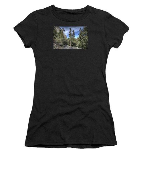 El Portal Women's T-Shirt (Athletic Fit)