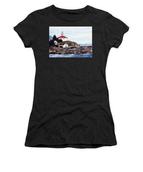 Eldred Rock Lighthouse Women's T-Shirt